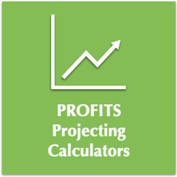 Retailer-Friendly PROFITS Calculators
